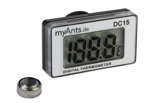 MyAnts ant farm Thermometer